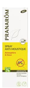 Pranarom Aromapic Spray Anti-Moustiques Bio 100ml